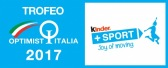 CLASSIFICHE FINALI TROFEO OPTIMIST ITALIA KINDER + SPORT 2017 DOPO 5 TAPPE
